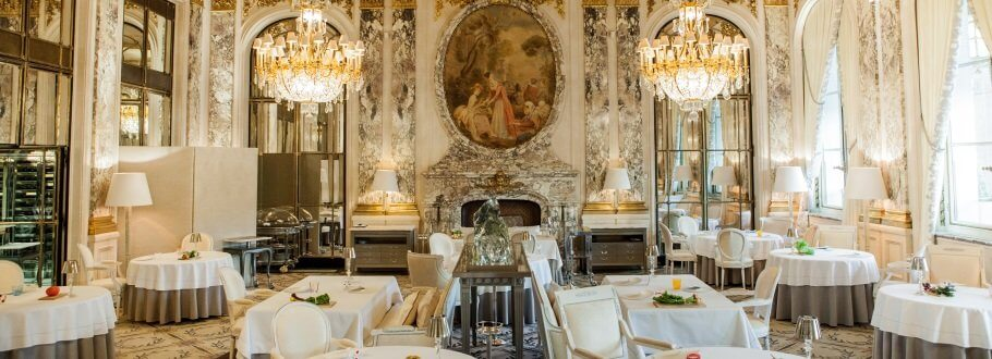 Restaurant le Meurice Alain Ducasse - Paris