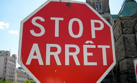parisi-stop