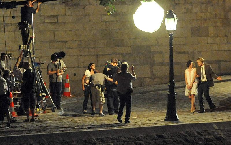 κινηματογράφος και Παρίσι