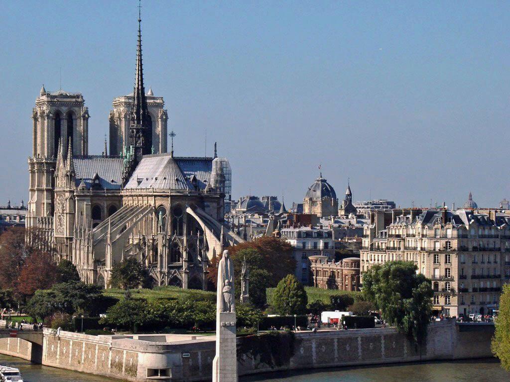 Notre Dame στο Παρίσι