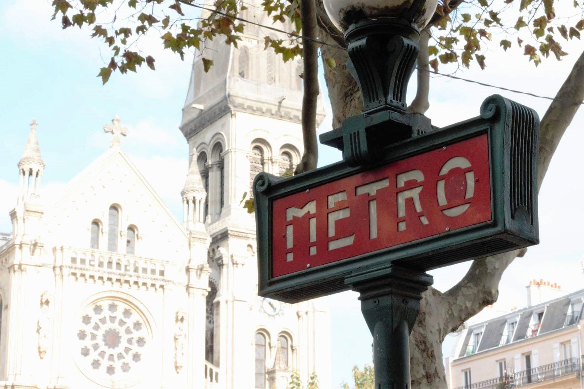 parisi-metro-map