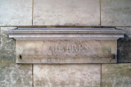 Le mètre – To μέτρο στο Παρίσι