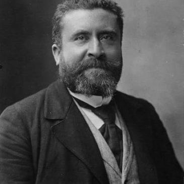 Ένα σύντομο bio του σπουδαίου Jean Jaurès