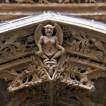 Saint-Merri και Baphomet 👹